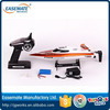 new arrival 2.4G 4CH high speed rc boat transparent boat