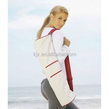 Yoga Mat Gym Bag, Carvas Yoga Mat Bag, Yoga Mat Tote Bags