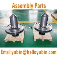Custom Large size Precision CNC Machining Parts according to Drawings