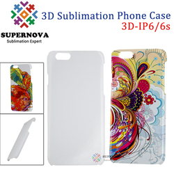 Blank Custom Phone Cover Case, 3D Sublimation Case Clear