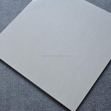 White Stone Line porcelain tile floor White