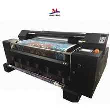 digital textile printer for all fabrics 1440dpi printer convert 1.8m