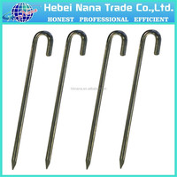 7 Inch High strength Tent Pegs Aluminum Ground Pin