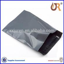 alibaba china poly self adhesive grey plastic mailing bags/courier bag