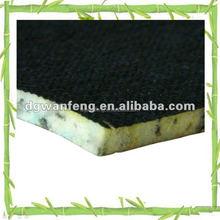 Wanfeng wholesales noise reduction sponge/sponge carpet underlay