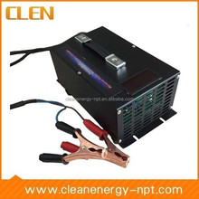 CE Smart 48V 30A automatic battery charger with 7-stage model