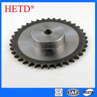 HETD 40 Sprocket 12.07-pitch standard sprockets and chains transmission parts 40-1-38T