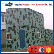 military container house interior design