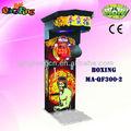 Bruce lee juegos de boxeo para , chino punch grandes máquinas de entretenimiento, nuevo juego de boxeo de la máquina ma-qf300