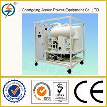 New generation regeneration engine oil machine