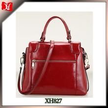 western style popular models newest pictures lady fashion handbag
