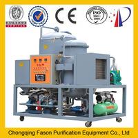 super useful vacuum waste oil purifier plant