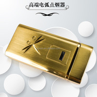 environmental protection lithium battery USB smart electronic cigarette lighter supplier
