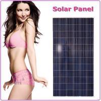 300 watt A grade poly solar panel manufacturer price per watt solar panels cheap solar panels China