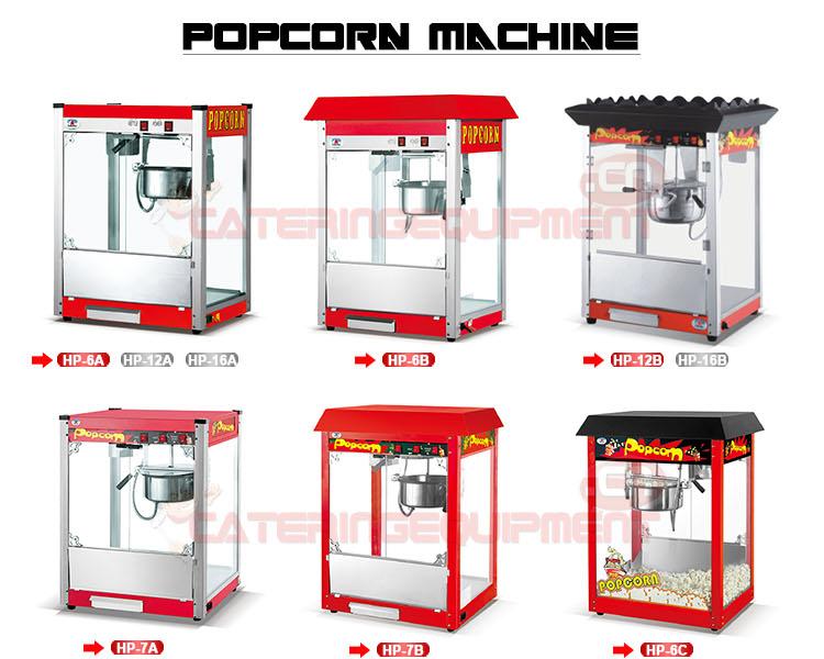 8 Oz Commercial Popcorn Machine