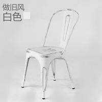 новый Председатель Европейской промышленности сделать старые моды минималистский стулья Металлические железа стулья обеденные столы и стулья