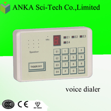 auto equipment automatic cell phone pstn emergency dialer AJ-TG911
