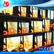 RX brand 2015 new product p6 led wall