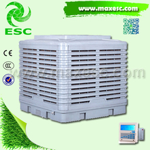 move pedestal fan with low power consumption air cooler pedestal fan with metal body air cooler