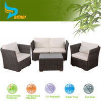 All Weather Garden Dinning Table and Chair Costco Outdoor Patio Furniture