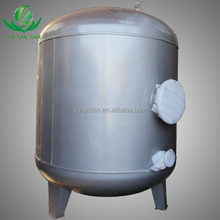 Small footprint of Carbon steel Pressure Tank/Vessel for Water Treatment