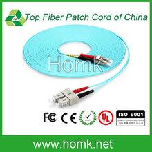SC-LC Duplex OM3 fiber patch cord