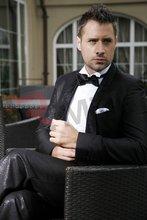 tailor men's suit, 100% wool