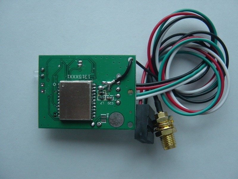 GLOBALSAT GPS Module - SparkFun Electronics