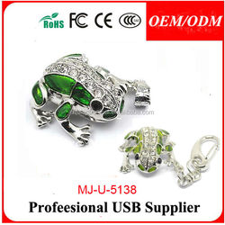 Acceptable custom logo usb flash drive excellent design mini usb drive , Free sample