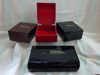 Swarovski ring jewelry box, gift boxes for necklaces