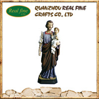 Religious crafts Resin Jesus figure