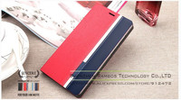 2015 Hot New Products PU Leather Wallet Card Holder Flip Cover Cases for Huawei Ascend G630