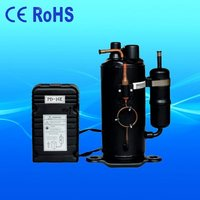 R407CF Freezing compressor for showcase supermarket storage food freezers Refrigerated Display Counter