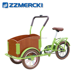 Frond Carrier Kids and Pet Cargo Tricycle