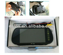 """Real Factory car monitor/7inch LCD car monitor/7""""high quality mointor"""