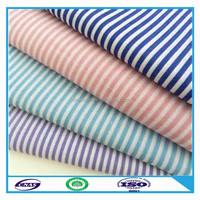 Super quality hot sale stripe cotton twill fabric