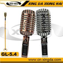 GL-5.4 antigüedades micrófono de China