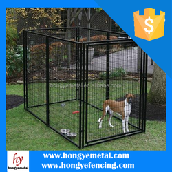 Alibaba China Customized New Stainless Steel Dog Kennels