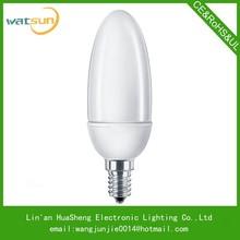 cfl bulb candle energy saving lamps