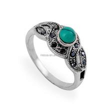 fashion stone men ring wholesale TR086
