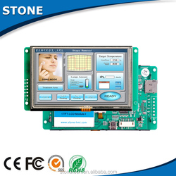 10 inch industrial intelligent HMI display TFT LCD module for medical alarm system and beauty equipment