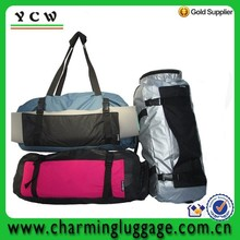 Waterproof With Large Pockets Gym Tote Yoga Mat Bag