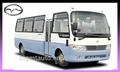 Cómodo diesel city bus, aeropuerto, WUZHOULONG WZL6661AT4 Mini Bus