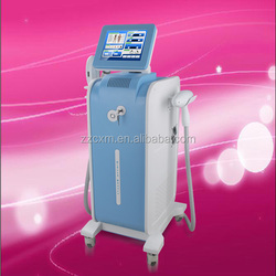 Best quality IPL shr+RF+ND YAG LASER hair removal with CE approved