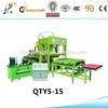 QT5-15A manual block making machine price / cheap block machine / mechanical brick making machine