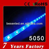 2014 new products 5 meters 5m rgb led strip waterproof 300 smd 5050+