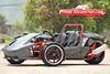 Direct Selling Roadster Trike Wage ZTR Racing Trike Roadster 3 Wheels 250CC Tricycle (TR2501)