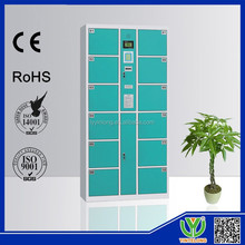 Gym/Spa/Airport/Waiting Room/Restaurant Electronic smart barcode Locker