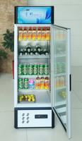 LC-328Single glass door luxury beverage display cooler