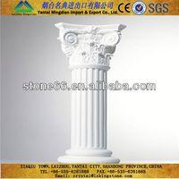 laizhou parking stone pillar